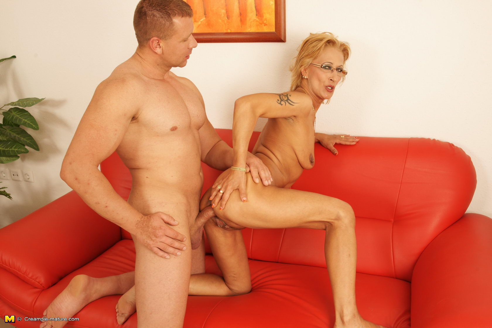 image Love creampie beautiful blonde didnt say he could cum inside