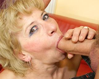 This mature slut wants a warm creampie